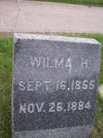 LORANZ, WILMA H. - Page County, Iowa | WILMA H. LORANZ