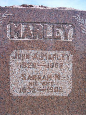 MARLEY, JOHN A. - Page County, Iowa | JOHN A. MARLEY