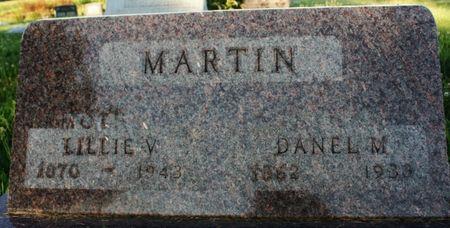 MARTIN, LILLIE VIOLA - Page County, Iowa | LILLIE VIOLA MARTIN