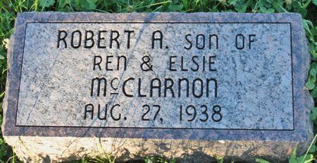 MCCLARNON, ROBERT A - Page County, Iowa | ROBERT A MCCLARNON