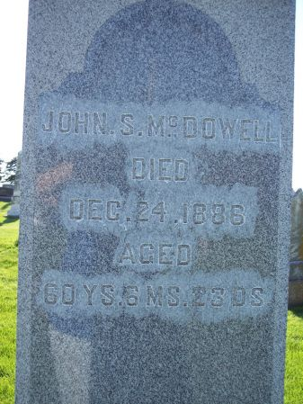 MCDOWELL, JOHN S. - Page County, Iowa | JOHN S. MCDOWELL