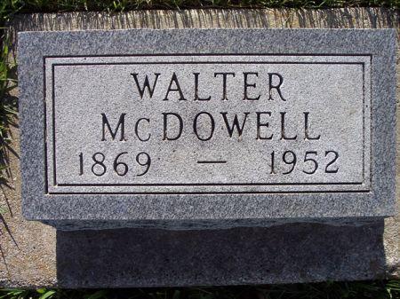 MCDOWELL, WALTER - Page County, Iowa | WALTER MCDOWELL
