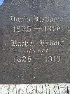 MCGUIRE, RACHEL - Page County, Iowa | RACHEL MCGUIRE