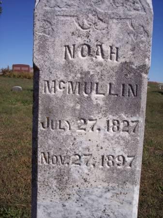 MCMULLIN, NOAH - Page County, Iowa   NOAH MCMULLIN