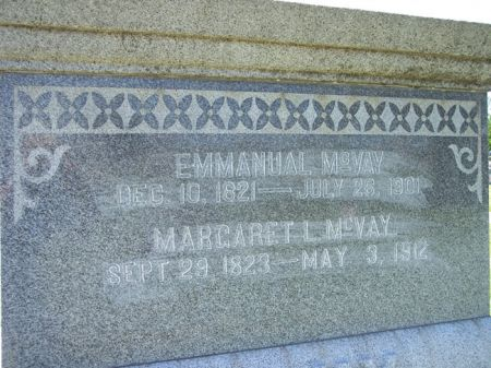 MCVAY, EMMANUAL - Page County, Iowa | EMMANUAL MCVAY