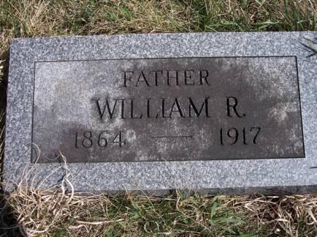 MILLER, WILLIAM R. - Page County, Iowa   WILLIAM R. MILLER