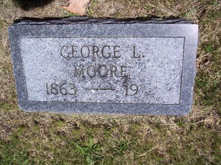 MOORE, GEORGE L. - Page County, Iowa | GEORGE L. MOORE
