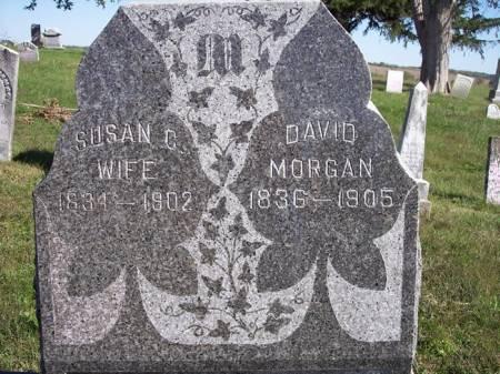 MORGAN, DAVID - Page County, Iowa   DAVID MORGAN