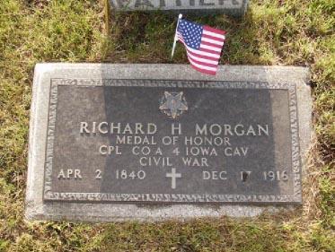 MORGAN, RICHARD - Page County, Iowa | RICHARD MORGAN