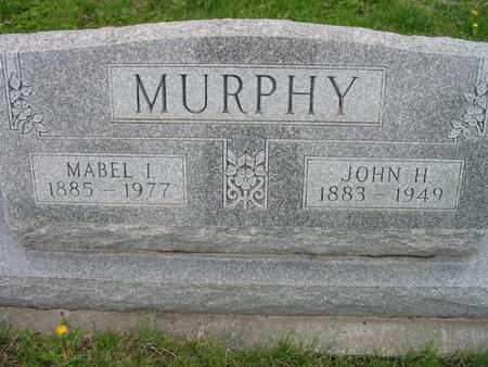 MURPHY, JOHN - Page County, Iowa | JOHN MURPHY