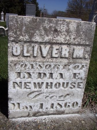 NEWHOUSE, OLIVER M. - Page County, Iowa | OLIVER M. NEWHOUSE