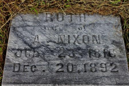 NIXON, RUTH - Page County, Iowa | RUTH NIXON