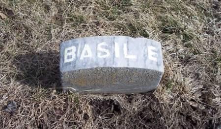 ORME, BASIL E. - Page County, Iowa | BASIL E. ORME