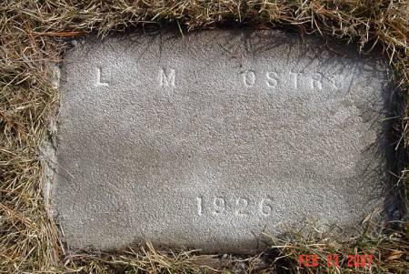 OSTROM, L.M. - Page County, Iowa | L.M. OSTROM