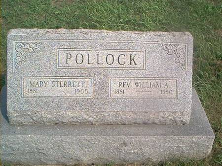 POLLOCK, WILLIAM A - Page County, Iowa | WILLIAM A POLLOCK