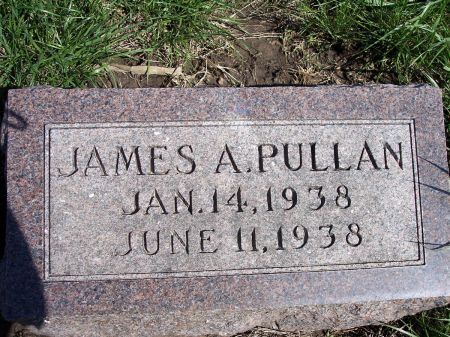 PULLAN, JAMES A. - Page County, Iowa | JAMES A. PULLAN