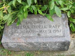 RAPP, THELMA - Page County, Iowa | THELMA RAPP