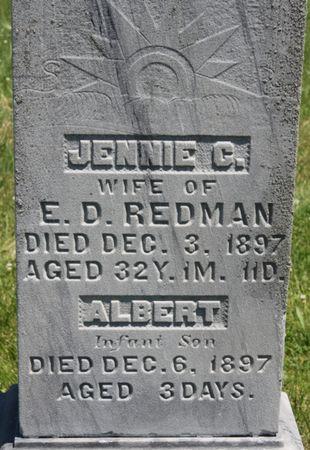 REDMAN, ALBERT - Page County, Iowa | ALBERT REDMAN
