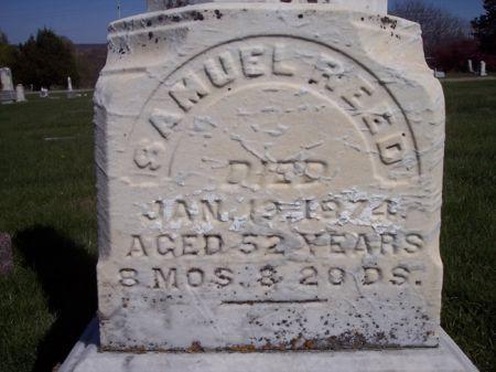 REED, SAMUEL - Page County, Iowa | SAMUEL REED