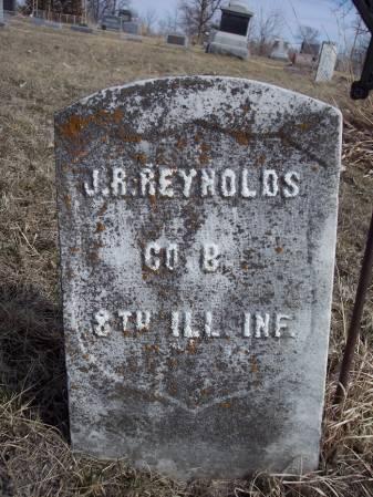 REYNOLDS, J.R. - Page County, Iowa | J.R. REYNOLDS