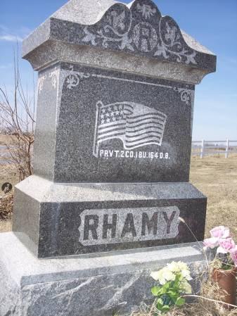 RHAMY, FAMILY - Page County, Iowa | FAMILY RHAMY