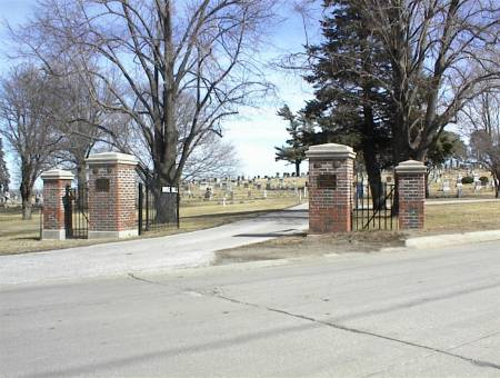 ROSE HILL, CEMETERY - Page County, Iowa | CEMETERY ROSE HILL