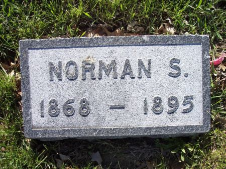 RUSSELL, NORMAN S. - Page County, Iowa   NORMAN S. RUSSELL