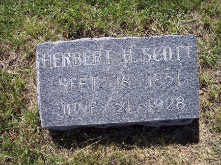 SCOTT, HERBERT H. - Page County, Iowa | HERBERT H. SCOTT
