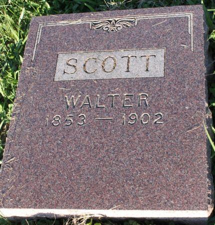 SCOTT, WALTER - Page County, Iowa | WALTER SCOTT