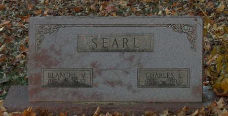 SEARL, BLANCHE M - Page County, Iowa   BLANCHE M SEARL