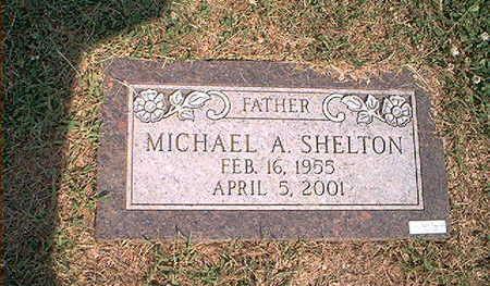 SHELTON, MICHAEL ALAN - Page County, Iowa | MICHAEL ALAN SHELTON