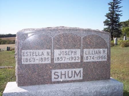 SHUM, JOSEPH - Page County, Iowa | JOSEPH SHUM