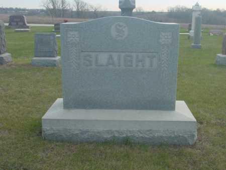 SLAIGHT, WESLEY - Page County, Iowa | WESLEY SLAIGHT