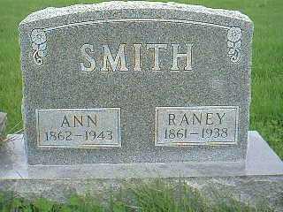 SMITH, ANN - Page County, Iowa | ANN SMITH