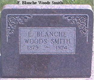 SMITH, E. BLANCHE - Page County, Iowa | E. BLANCHE SMITH