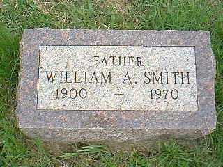 SMITH, WILLIAM A. - Page County, Iowa   WILLIAM A. SMITH