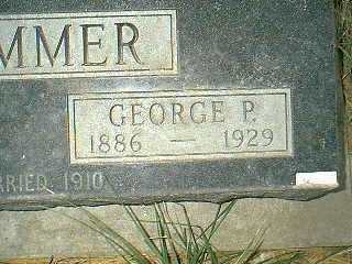 SOMMER, GEORGE P. - Page County, Iowa | GEORGE P. SOMMER