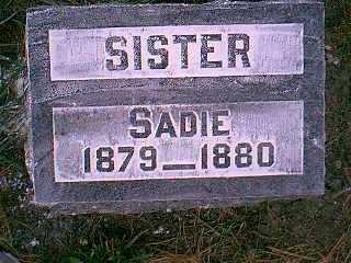SOMMER, SADIE - Page County, Iowa | SADIE SOMMER