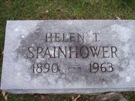 SPAINHOWER, HELEN T. - Page County, Iowa | HELEN T. SPAINHOWER