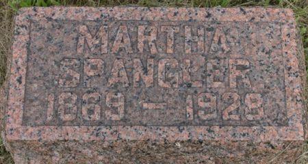 SPANGLER, MARTHA - Page County, Iowa | MARTHA SPANGLER