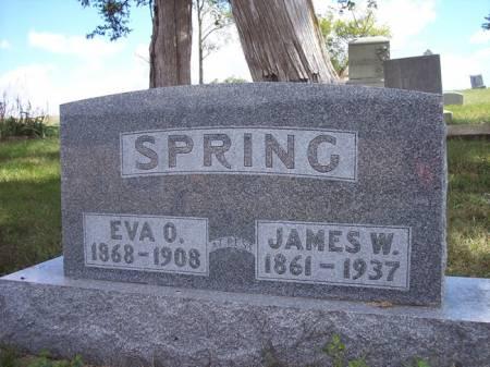SPRING, EVA O. - Page County, Iowa | EVA O. SPRING