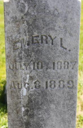 STEMEN, EMERY L - Page County, Iowa   EMERY L STEMEN