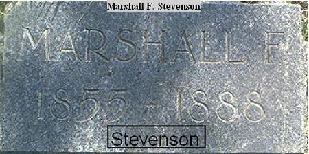 STEVENSON, MARSHALL F. - Page County, Iowa | MARSHALL F. STEVENSON