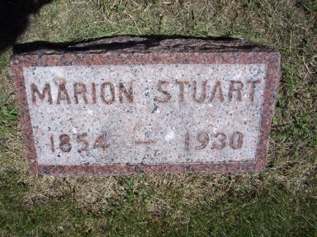 STUART, MARION - Page County, Iowa | MARION STUART