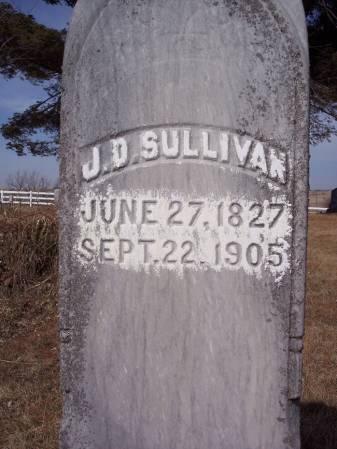SULLIVAN, J.D. - Page County, Iowa | J.D. SULLIVAN