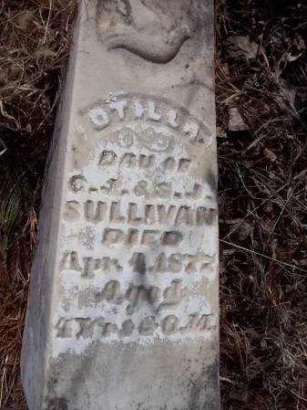 SULLIVAN, OTILLA - Page County, Iowa   OTILLA SULLIVAN