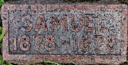 SWANEY, SAMUEL - Page County, Iowa | SAMUEL SWANEY