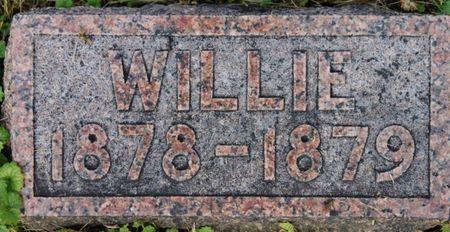 SWANEY, WILLIE - Page County, Iowa | WILLIE SWANEY