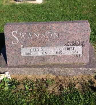 SWANSON, ELLEN - Page County, Iowa | ELLEN SWANSON