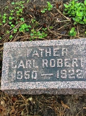 SWANSON, CARL ROBERT - Page County, Iowa   CARL ROBERT SWANSON